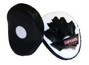 Лапы боксерские гнутые