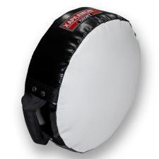 Макивара круглая чёрно-белая